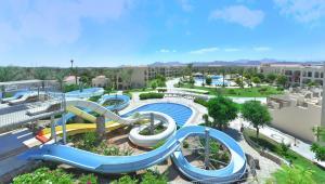 Аквапарк на території цей курортний готель або поблизу