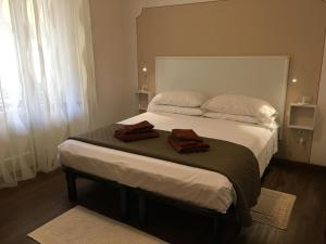 Letto o letti in una camera di Residence Gloria