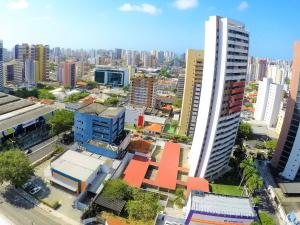 A bird's-eye view of Fort Melody Aldeota By DM Apartments