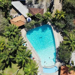 A view of the pool at Inna Bali Beach Garden or nearby