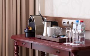 Принадлежности для чая и кофе в Меркюр Москва Павелецкая