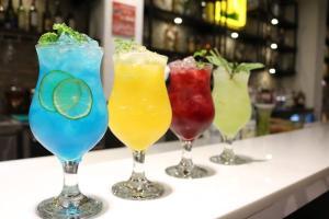 Bebidas em Ambiance Hotel