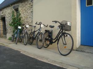 Biking at or in the surroundings of La Medina