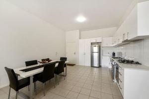 A kitchen or kitchenette at Fresh Air