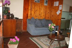 A seating area at Soggiorno Migliorini
