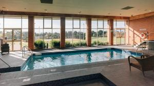 The swimming pool at or near Country Club Tasmania