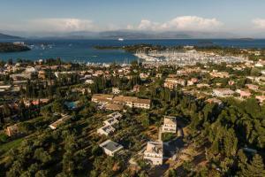 Vue panoramique sur l'établissement Art Hotel Debono