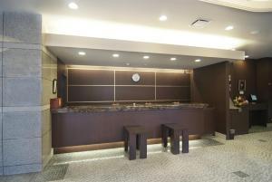 Hall ou réception de l'établissement Hotel Route-Inn Toki