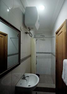 A bathroom at Nspri Guest Houses