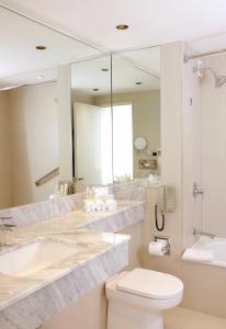 Un baño de Holiday Inn Express - Concepcion