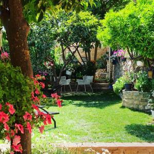 A garden outside Giardino delle Zagare