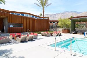 The swimming pool at or near ARRIVE Palm Springs
