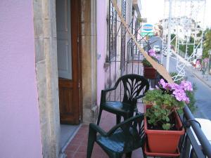 Balcone o terrazza di Al Ponte