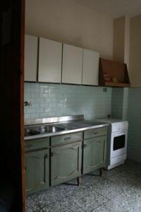 Una cocina o zona de cocina en Soggiorno Migliorini