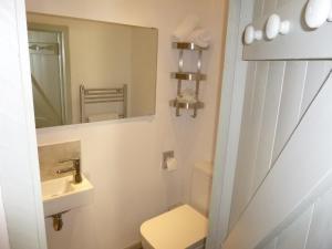 A bathroom at Church Hall Farm Bed and Breakfast