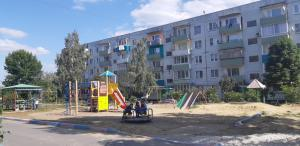 Children's play area at Apartment Zvezdnaya 8