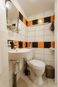 Ванная комната в Piter Palace Gallery