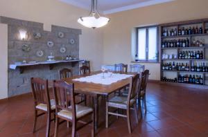 Ristorante o altro punto ristoro di Agriturismo Cascina Olivetta