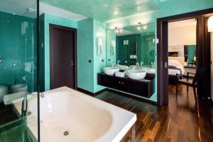 Bagno di Best Western Hotel Biri
