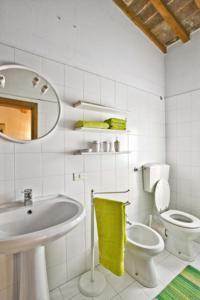 Un baño de Appartamenti Ruggini