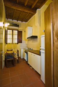 Una cocina o zona de cocina en Appartamenti Ruggini
