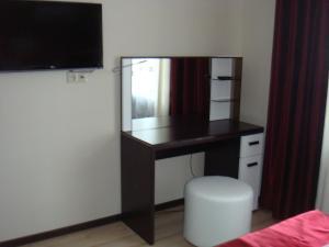 Телевизор и/или развлекательный центр в Yauza Inn