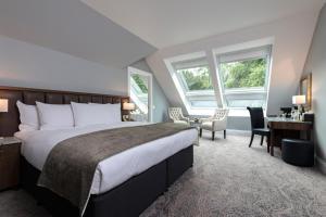 Кровать или кровати в номере Ness Walk