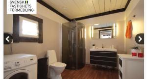 Kylpyhuone majoituspaikassa True nature