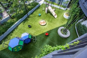Children's play area at Sama Homes @ D'Latour Sunway