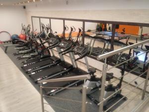 Centrum fitness w obiekcie Tropikalna Odnowa