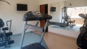 Γυμναστήριο ή/και όργανα γυμναστικής στο Faria Lima Flat Service