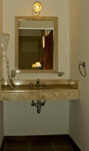 Un baño de Montecassino