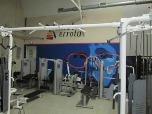 Gimnasio o instalaciones de fitness de Errota Ostatua