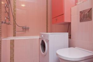 Ванная комната в Апартаменты Савеловская President