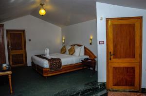 La Montana by TGIにあるベッド