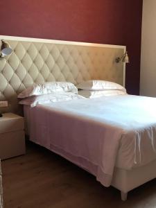 Cama o camas de una habitación en Zanhotel Regina