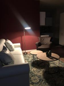 Zona de estar de Zanhotel Regina