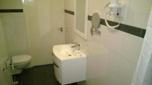 Een badkamer bij Verdrag van Meerssen