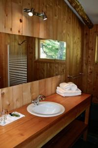 Un baño de Lodge El Mirador De Guadal