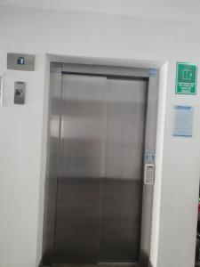 A bathroom at Colibrí