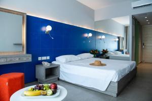 Ліжко або ліжка в номері Park Beach Hotel