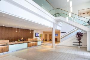 The lobby or reception area at Warwick Conferences - Scarman