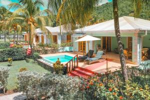 The swimming pool at or near Bequia Beach Luxury Boutique Hotel