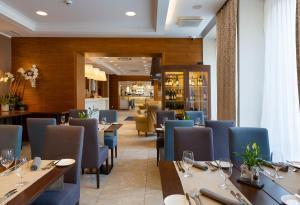 Restoranas ar kita vieta pavalgyti apgyvendinimo įstaigoje Radisson Hotel Old Town Riga
