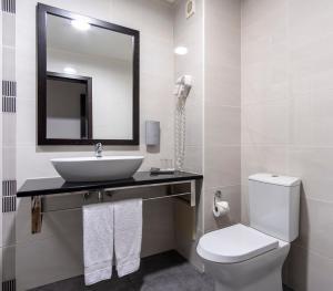Un baño de Hotel Vale Do Navio