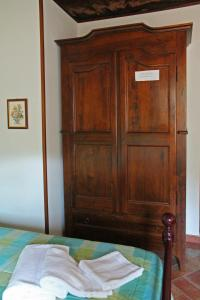 Letto o letti in una camera di Locanda Le Isole