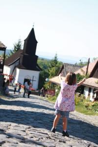 Dzieci zatrzymujące się w obiekcie Hollóköves Vendégházak