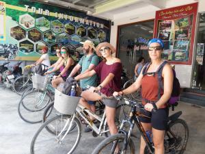 Đạp xe trong hoặc quanh Paradise Hotel