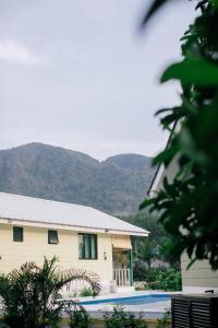 The swimming pool at or near Villa Tiga (v3) @ Datai Valley