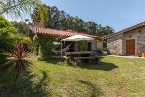 A garden outside Quinta da Marouba